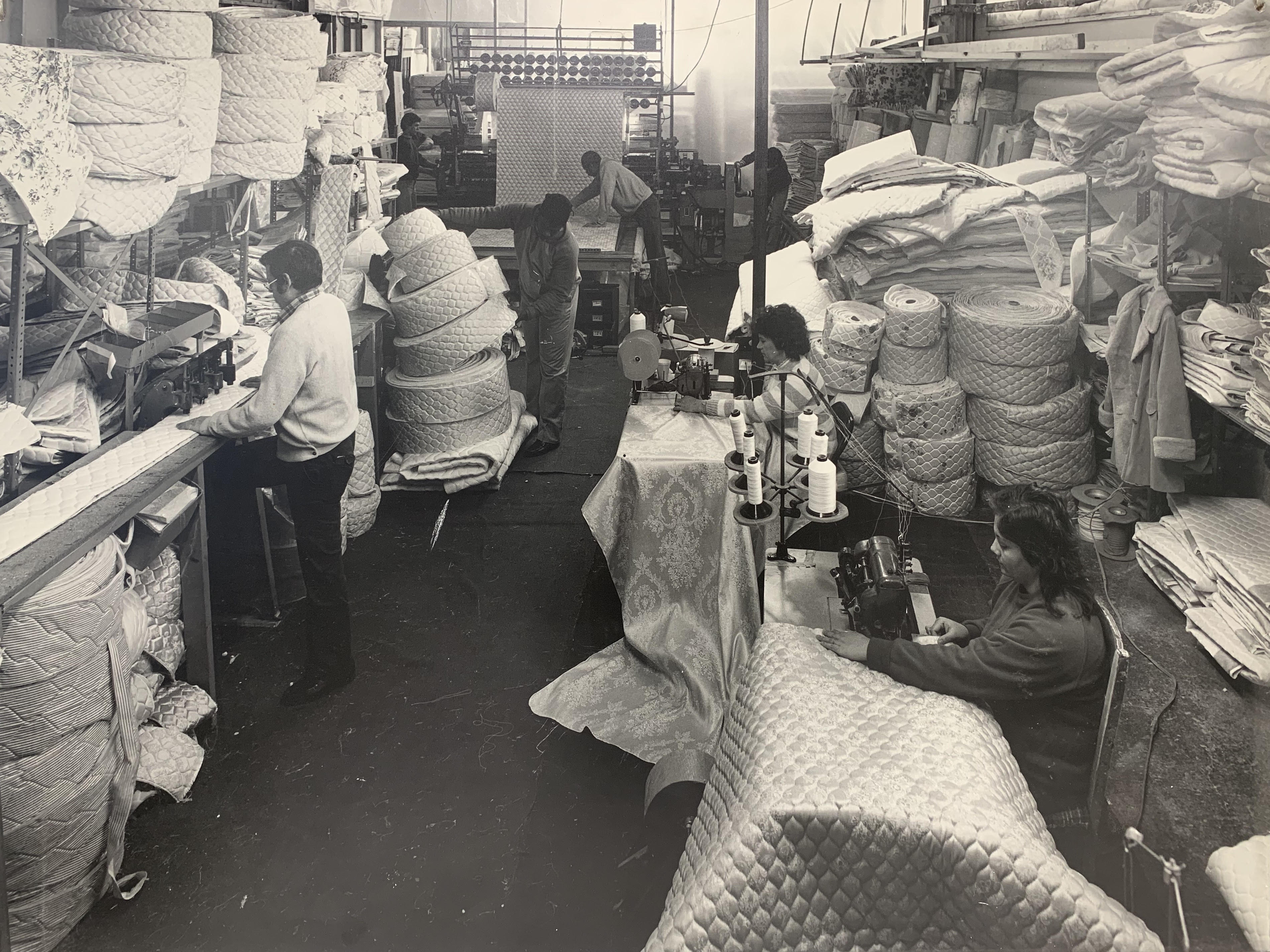 Our Heritage: The Story of Shovlin Mattress Factory