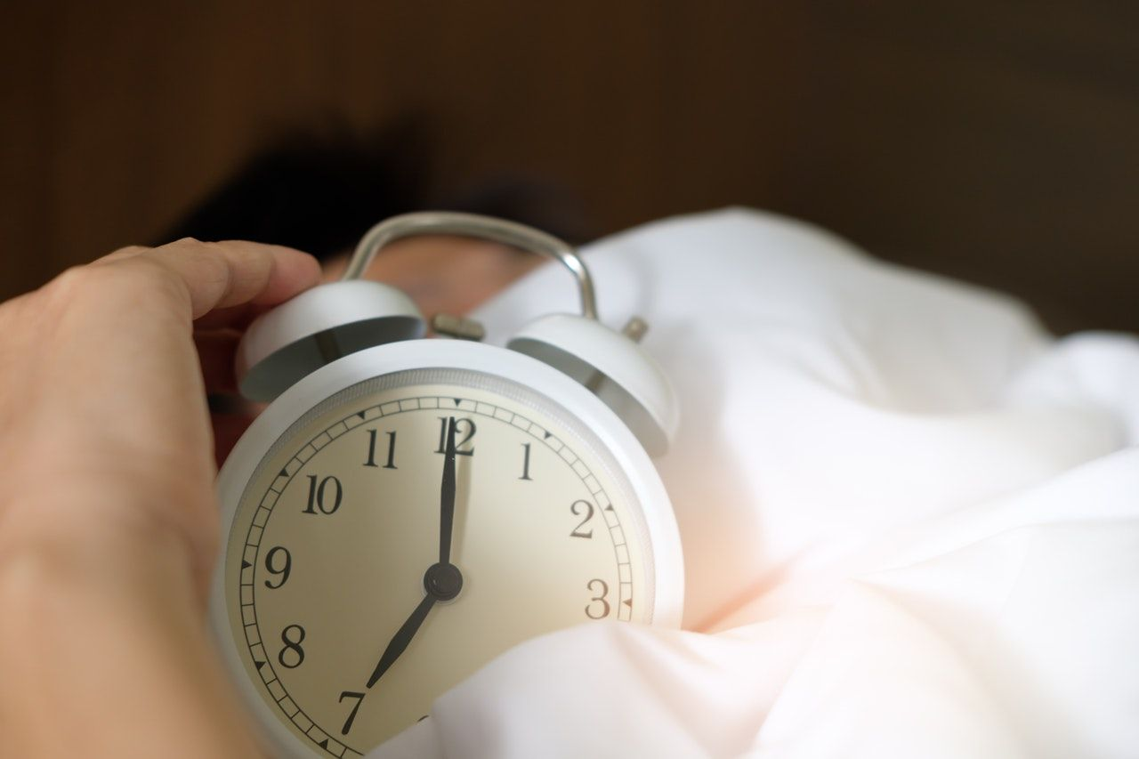 Get Your Eight Hours of Sleep In: Tips For a Full Night's Rest